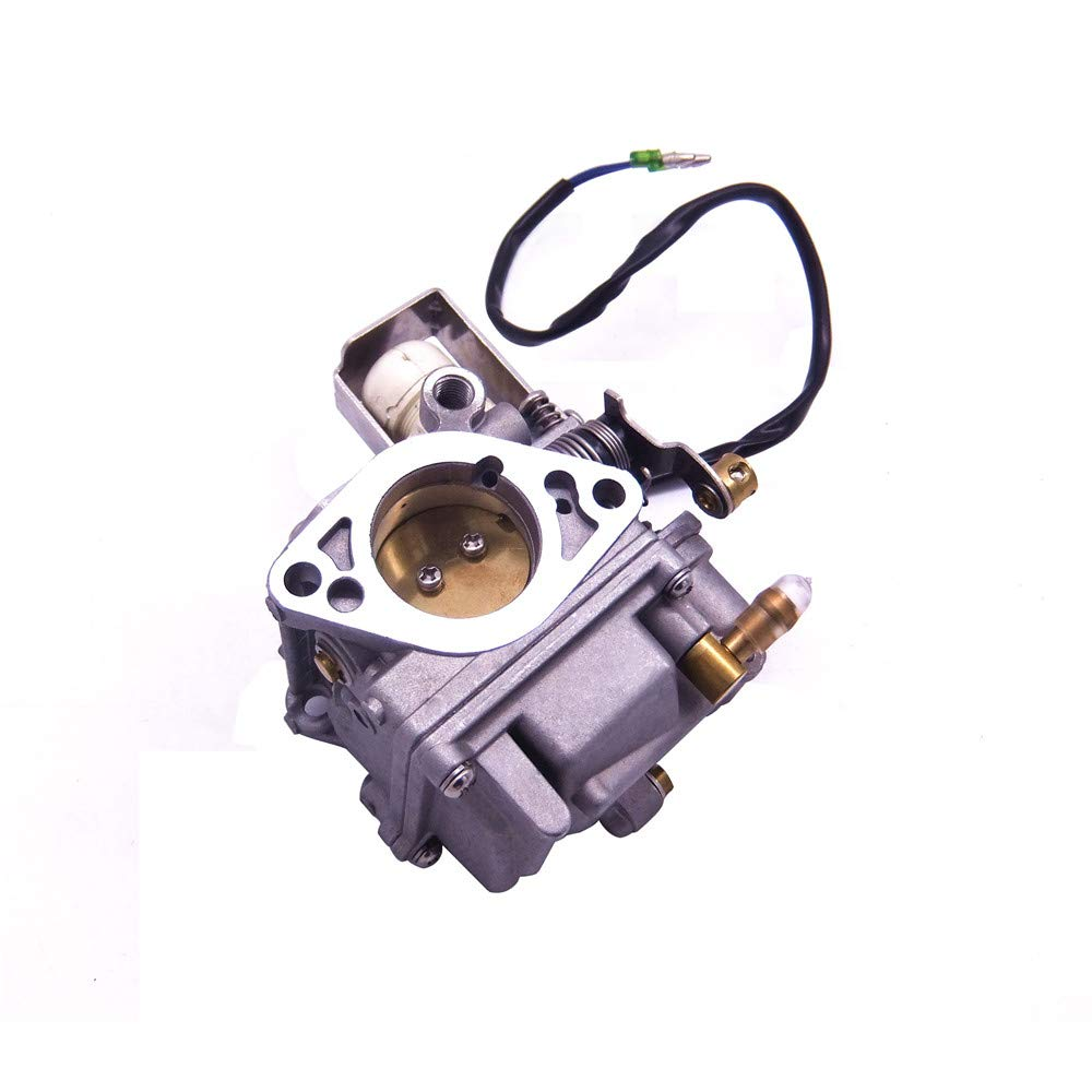 SHUmandala Fuel Pump fit Mercury//Yamaha 4 Stroke 25HP 30HP 35HP 40HP 45HP 50HP 55HP 60HP Outboard Motor 1997-2006 And Later Replace 62Y-24410-02 826398T3 826398A3 62Y-24410-04-00 62Y-24410-03