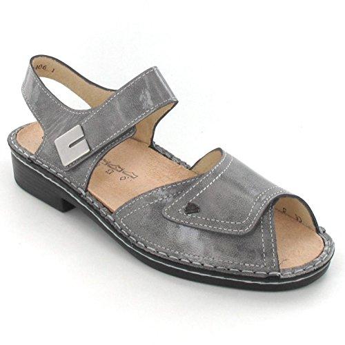 Finn Comfort Luxor Grey/apanas Gris - gris