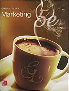 Marketing by Grewal, Dhruv, Levy, Michael 5th edition