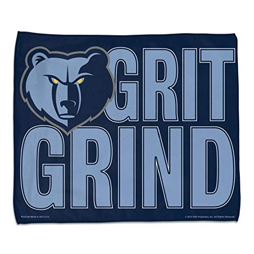 Memphis Grizzlies Grit Grind Rally Towel by WinCraft