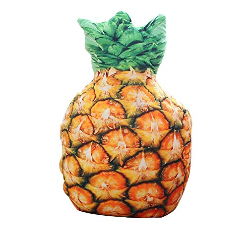 JIN+D Pillow Pineapple Pillow Simulation Vegetable Fruit Pillow Cushion Food Doll Plush Toy