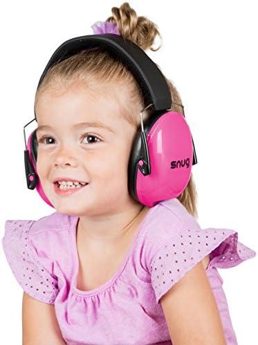 JIACUO Enfant B/éb/é Protection Auditive S/écurit/é Cache-Oreilles Enfants Casque Anti-Bruit