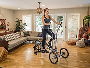 StreetStrider 7i Outdoor Indoor Elliptical Cross Trainer