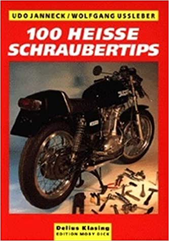 Book Hundert heiße Schraubertips.