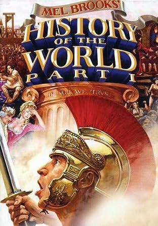 Mel Brooks History of the World Part 1 1981 Parody Vintage Movie Poster