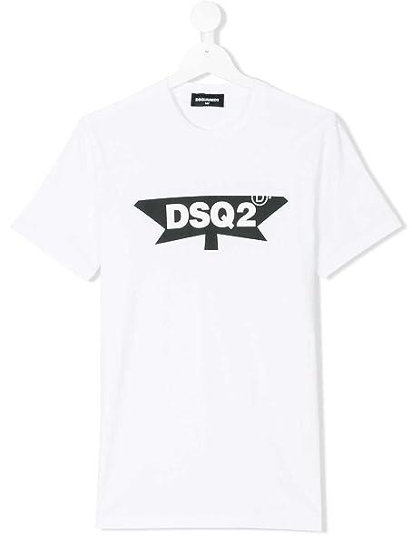 purchase cheap 675ed e7824 DSQUARED2 Maglietta: Amazon.it: Abbigliamento