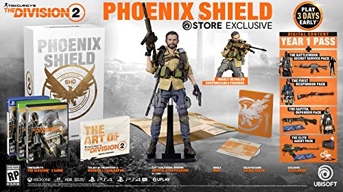 Tom Clancy's The Division 2 Phoenix Collector's Edition (Xbox One) ()