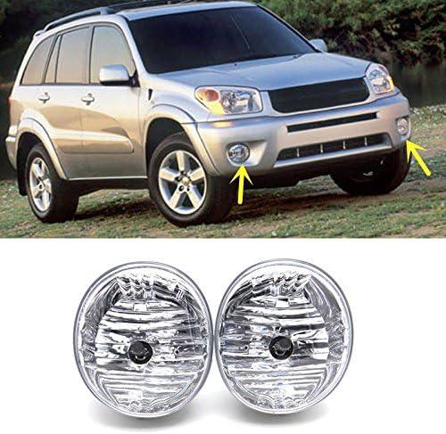 TOYOTA RAV4 1994-2005 KIT PER FARI AUTO Turbo LED Lampadine COOL FAN