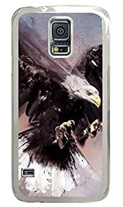 Predator Clear Hard Case Cover Skin For Samsung Galaxy S5 I9600