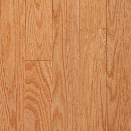 Seasons Flooring 961029 Red Oak Select & Better Flooring Cover, 3-1/4
