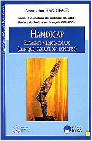 Lire un Handicap elements medico-legaux pdf epub