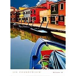 Burano II Art Print Art Poster Print by Jim Chamberlain, 16x22