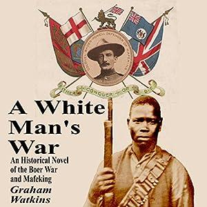 A White Man's War Audiobook