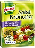 Knorr Garden Herbs with Garlic Salad Dressing - 5 Pcs