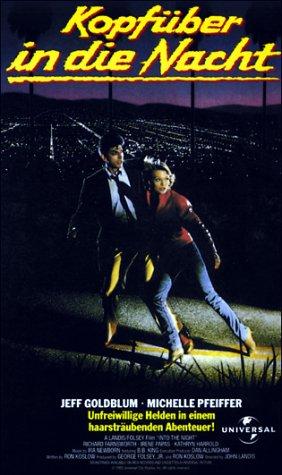 Kopfüber in die Nacht [Alemania] [VHS]: Amazon.es: Jeff ...