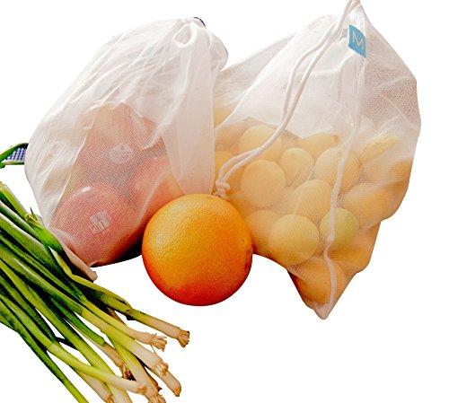 Buy Reusable Produce Bags - 7