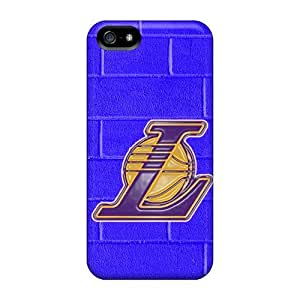Durable Defender Case For Iphone 6 4.7Inch Cover PC Cover(lakers)