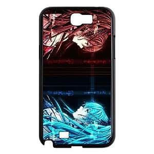 Samsung Galaxy N2 7100 Cell Phone Case Black Hatsune Miku4 Dfdya