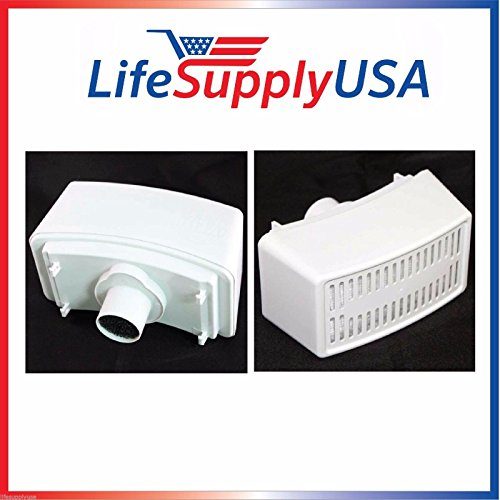 HEPA Drip by LifeSupplyUSA to fit Electrolux Aerus Guardian Lux 9000 HEPA Filter 47404