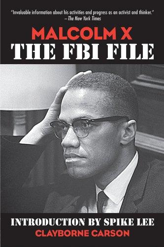 Malcolm X: The FBI File - Spike File
