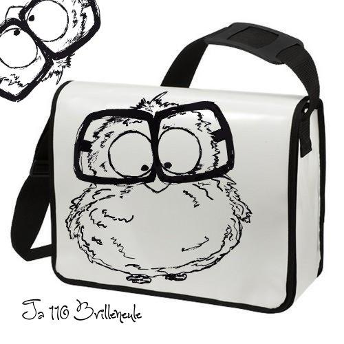 Sac à bandoulière Plan Owl Backpack avec Pepe Tasche Ta110