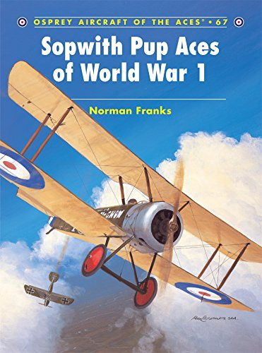 Sopwith Pup Aces of World War 1 (Aircraft of the Aces)