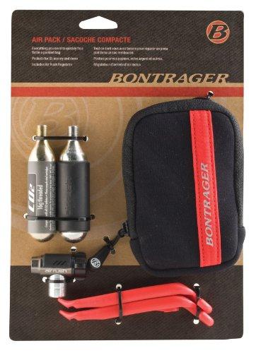 Bontrager Air Pack Pannenset CO2 Adapter Taschen Hebel