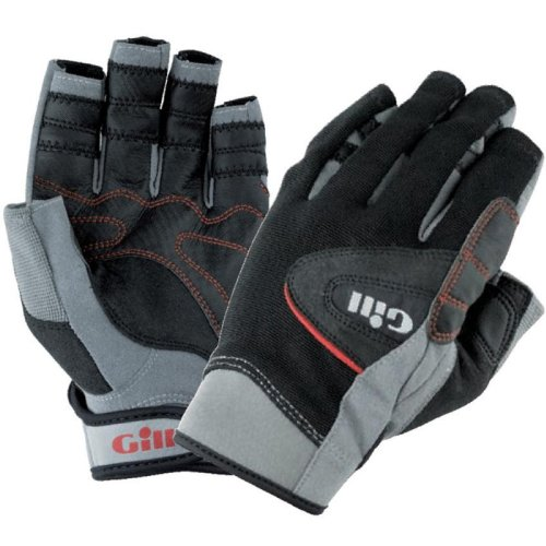 Gill Men's S/F Champion Glove Black/Gray M