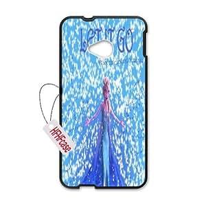 HFHFcase Unique Design Case for HTC One M7, Disney Frozen HTC One M7 Protective Case