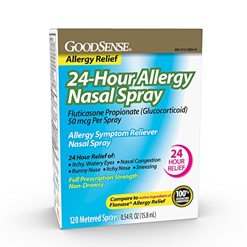 GoodSense - Nasoflow Allergy Symptom Reliever Nasal Spray, 0