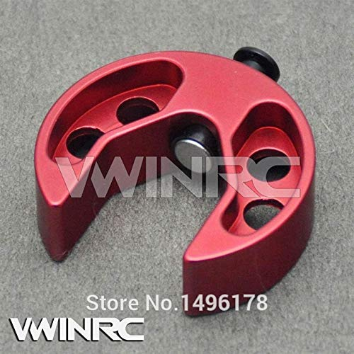 Accessories 500-700 Swashplate Leveler Tools for KS KSJ 1117 Align T-REX H50195 H70118 500 550 600 700 Rc Helicopter TS202 - (Color: Red)