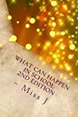 What Can Happen in School: What Can Happen series Vol. 3 Paperback