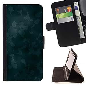 For HTC Desire 820,S-type Textura azul Camoo- Dibujo PU billetera de cuero Funda Case Caso de la piel de la bolsa protectora