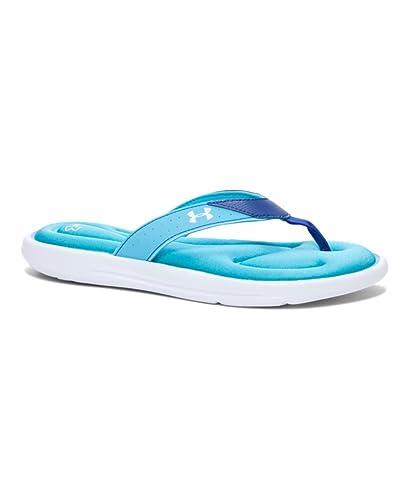 21e2544dc783 Under Armour Women s UA Marbella V Sandals 9 White  Amazon.co.uk  Shoes    Bags