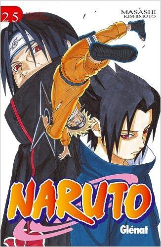 Amazon.com: Naruto 25 Hermano mayor hermano menor/ Brothers ...