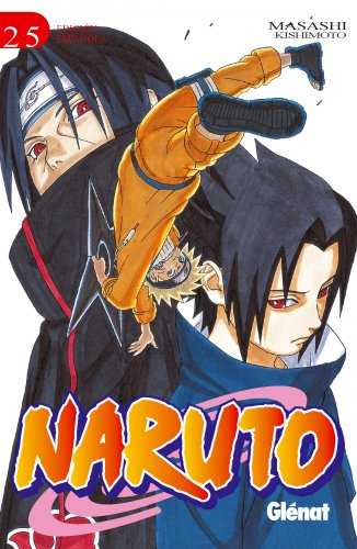 Descargar Libro Naruto Nº 25/72 Masashi Kishimoto