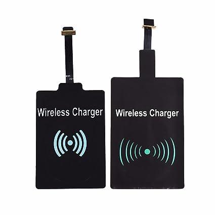 Amazon.com: Android Micro USB universal Qi cargador ...