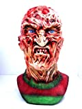 Horror Movie Freddy Krueger Head 1/1 Resin Model Complete Paint