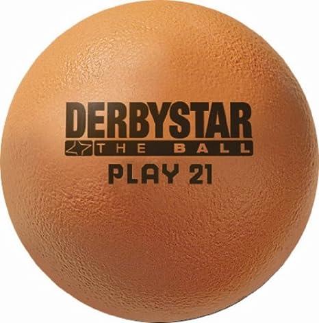 Derbystar Play-Ball - Balón Blando, Color Naranja Naranja Naranja ...