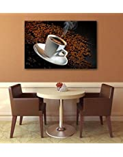 Coffee cup Canvas print wall for Home , 2724296540764