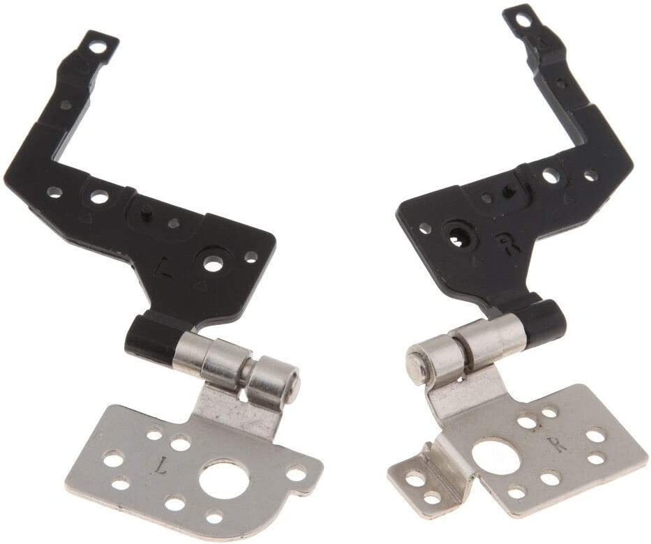 HK-Part Hinges Replacement for Dell Latitude E5420 Series LCD Screen Support Hinges Hinge Set L+R DP/N 8VNG2 97J25