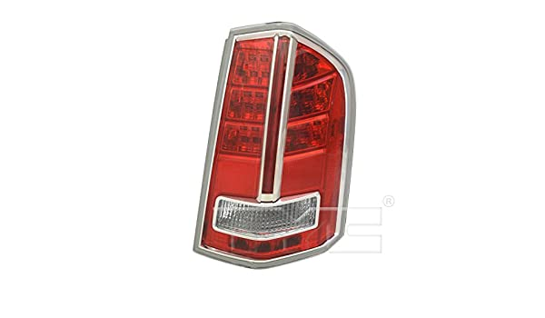 TYC 11-6638-00 Chrysler 300 Left Replacement Tail Lamp
