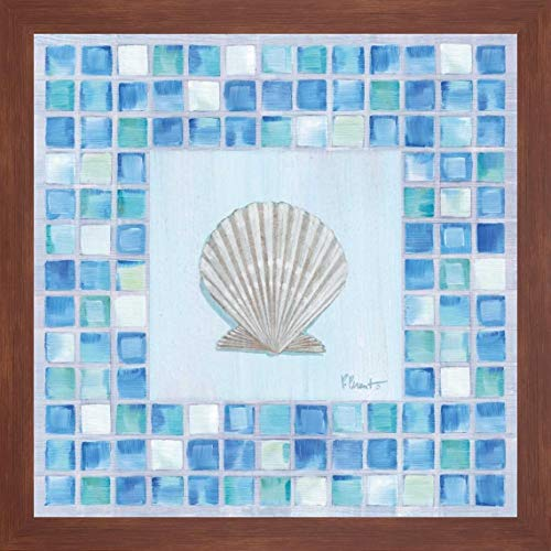 Mosaic Scallop by Paul Brent - 28