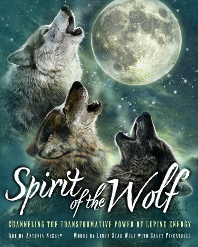Read Online Spirit of the Wolf: Channeling the Transformative Power of Lupine Energy pdf epub