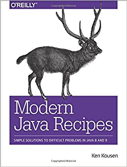 Modern Java Recipes por Kenneth A. Kousen epub