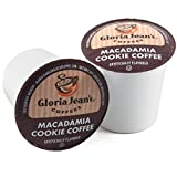 Gloria Jean's Macadamia Cookie Coffee Keurig K-Cups, 180 Count
