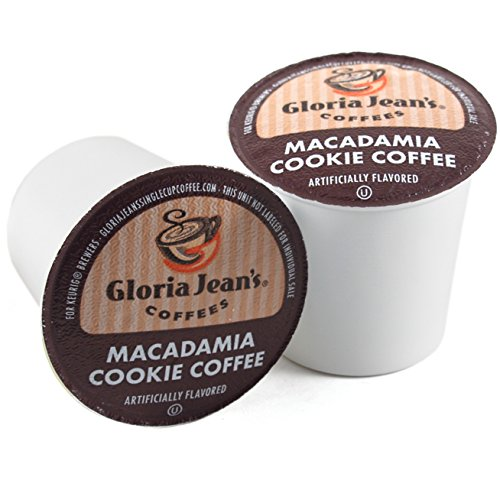 macadamia cookie coffee - 2