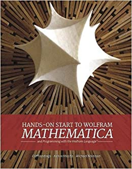Hands on start to wolfram mathematica cliff hastings kelvin mischo hands on start to wolfram mathematica cliff hastings kelvin mischo michael morrison 9781579550776 amazon books fandeluxe Images
