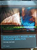 img - for Spreadsheet Modeling & Decision Analysis book / textbook / text book