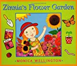 Zinnia's Flower Garden, Monica Wellington, 0525473688